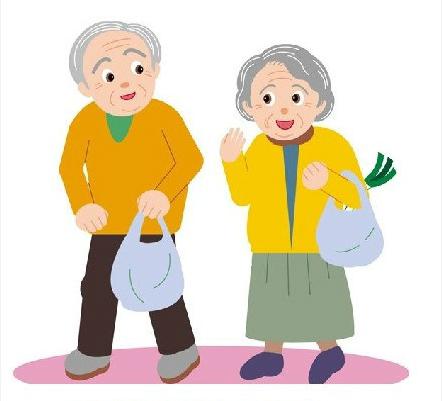 【转】老人散步需注意 走路安全有对策