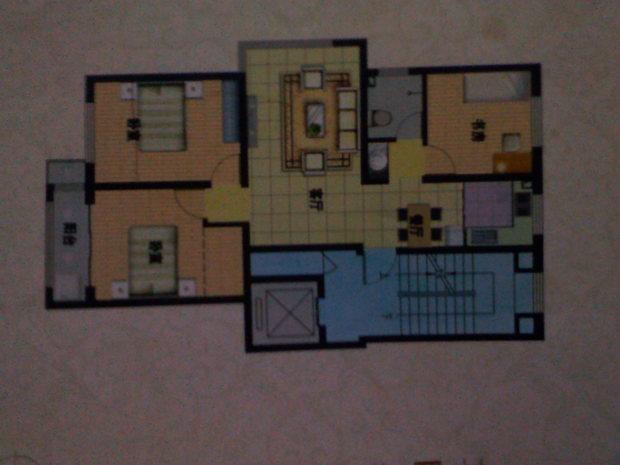 农村楼房设计平面图,二层楼房平面图,楼房格局平面图,2层楼房