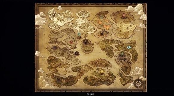 勇者斗恶龙创世小玩家第二章隐藏世界地图获取方法