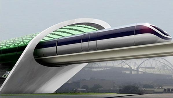 超级高铁!中国将造最高时速4000公里磁悬浮列车