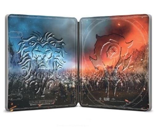 《魔兽》电影蓝光DVD已开启预购