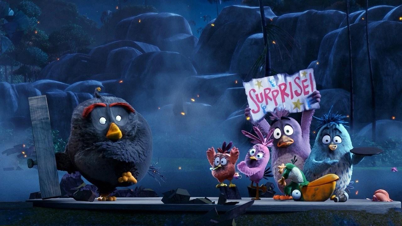《愤怒的小鸟》电影版试映