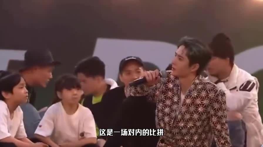 《这就是街舞》总决赛,最伤心的是王一博,布布对阵杨凯被淘汰!