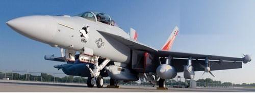ea-18g电子战飞机