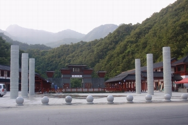 龙潭沟风景区