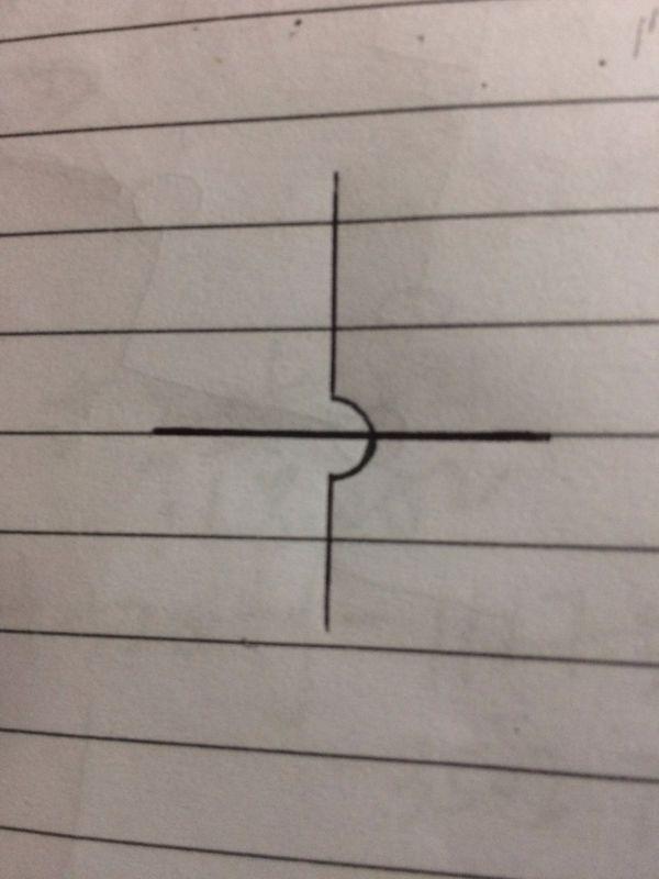 cad半圆问答平面直线对应_360交叉cad弧线过度立面图片