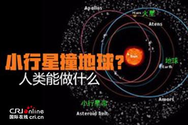 小行星撞地球?人类能做什么