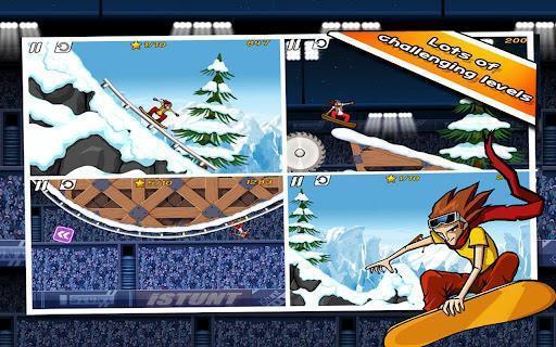 滑雪小子2破解版截图3