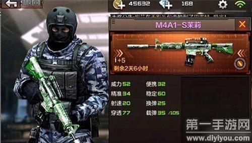 cf手游步枪m4武器排行榜雷神黑龙最厉害