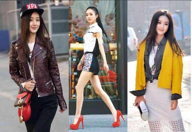 中国10大女明星的穿衣搭配,高圆圆倪妮绝对是排行一二