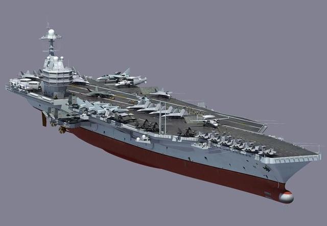 中国第4艘航母开始组装?002型第2艘在刚腾出来的船坞内现身 - 挥斥方遒 - 挥斥方遒的博客