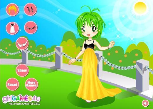 8一9岁最美丽公主的画