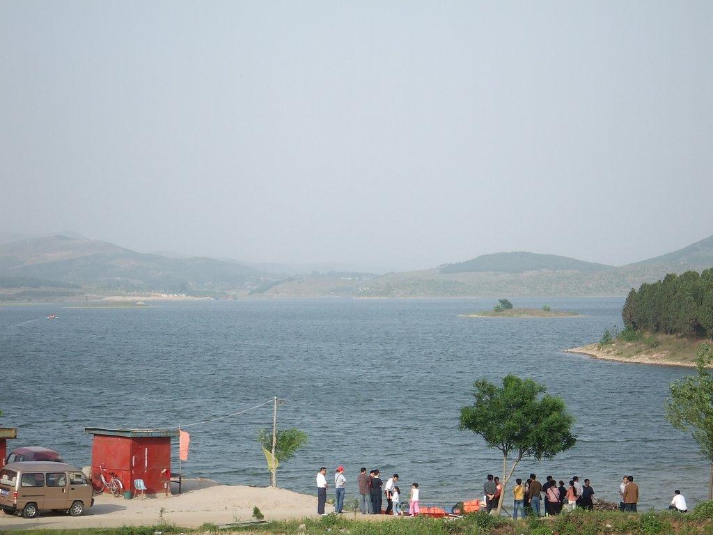 铜山湖 铜山风景区高清图片