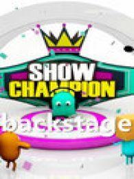 Show Champion Backstage 2014