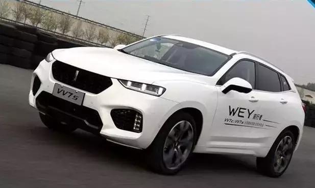 """这次长城汽车推出""""wey""""就是一款中高端的设计.售价在16.7万起."""