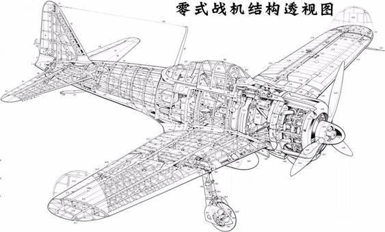 中国著名建筑手绘透视