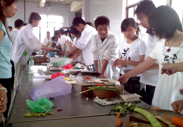 扬州大学旅游烹饪学院