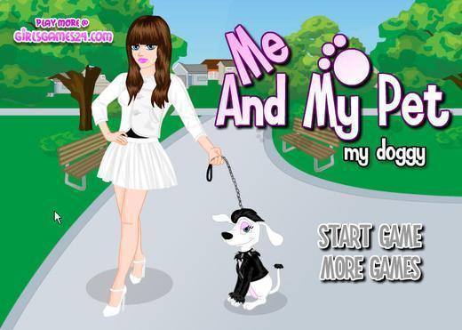 我和我的宠物_17yy我和我的宠物小游戏