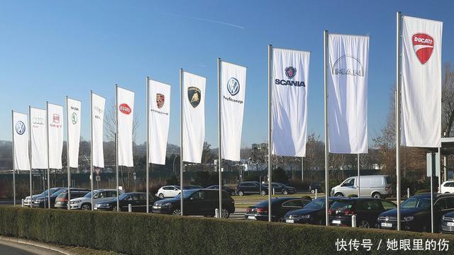 2019上半年全球三大汽车集团销量排名只有丰田在涨