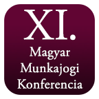 XI. Munkajogi Konferencia