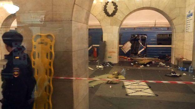 【转】北京时间     解读俄地铁爆炸:车臣组织嫌疑大 有组织行动 - 妙康居士 - 妙康居士~晴樵雪读的博客