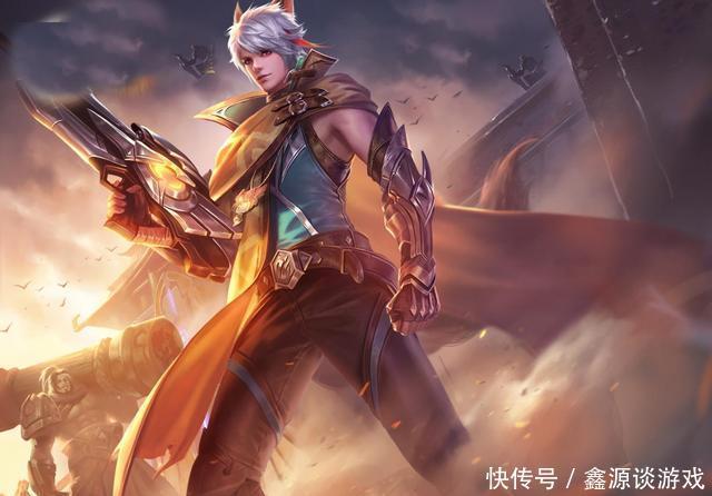 王者荣耀:网友公认最完美的4个英雄,杨戬第4,第一名是他?