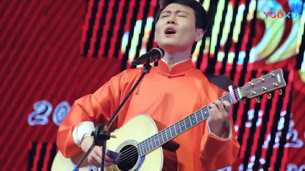 180128 孟鹤堂相声专场北京站 吉他弹唱