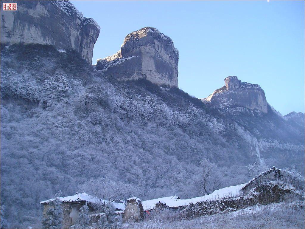 金佛山自然保护区位于重庆南川市境内