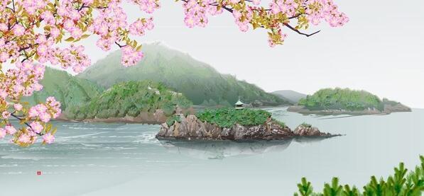 日本老爷爷用Excel作画15年 精美非凡引关注 - 真光 - 真光 的博客