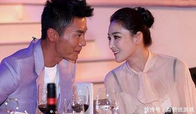 张馨予结婚一周年,从晒出的甜蜜亲吻照看,她这一次嫁给军人了