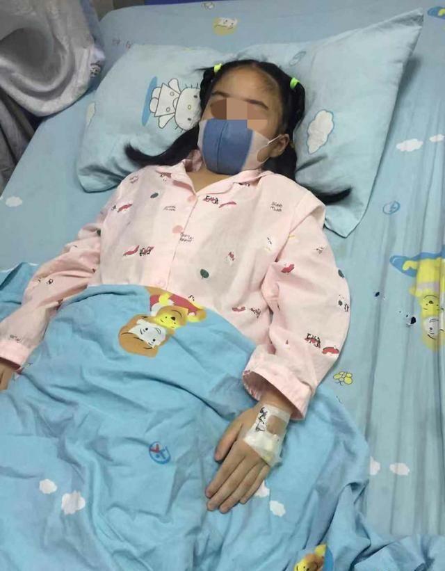 <b>重庆9岁女童患肾病住院 父亲众筹五千元后携款消失</b>