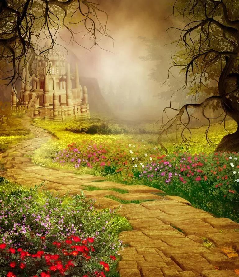 >童话城堡壁纸