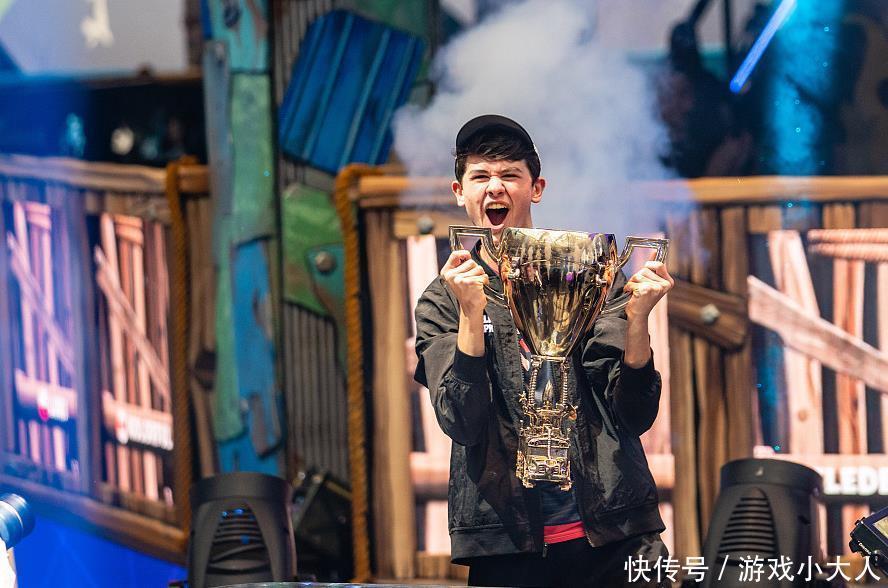 惊呆了!美国16岁少年在电竞大赛中夺冠赢得合2000万人民币奖金