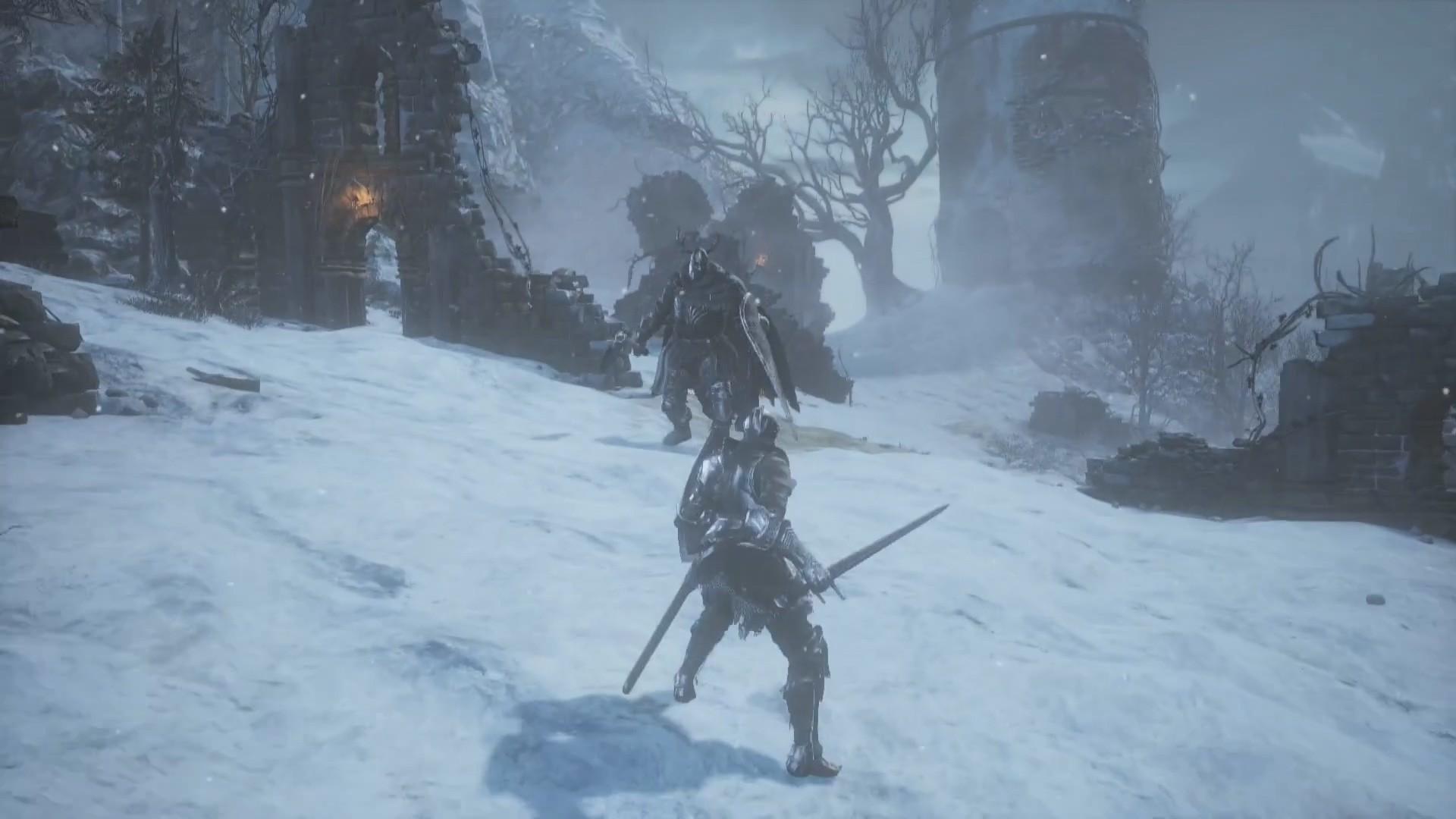 《黑暗之魂3》DLC艾雷德尔之烬试玩视频曝光