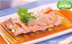 家常菜推荐:青瓜虾仁炒蹄筋、鲜笋炝肚片、鲜虾瑶柱炖白菜