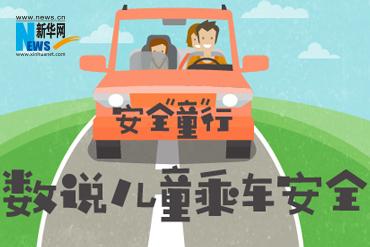 儿童乘车安全不容忽视!