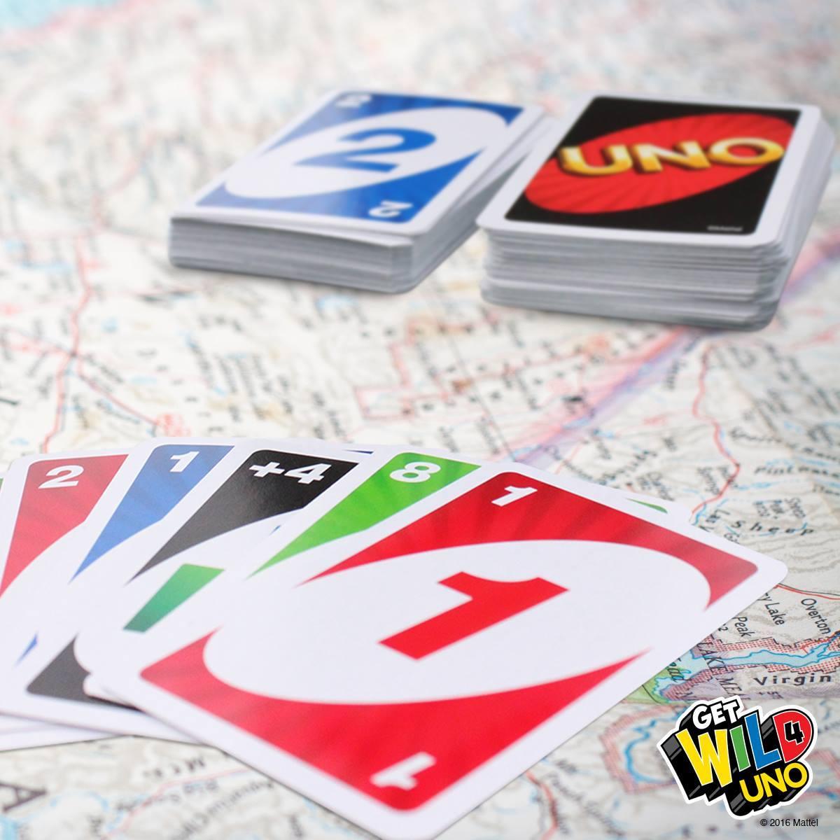 热门桌游《Uno》跳票