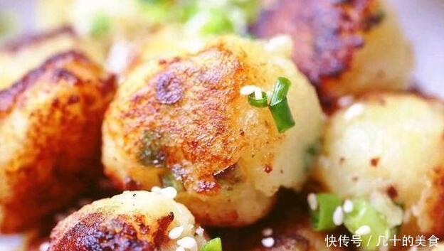 土豆的新做法,够香够儒,让你好吃到哭!