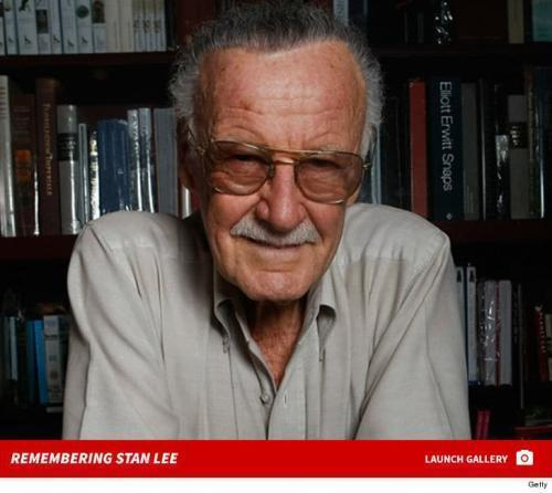 """""""漫威之父""""斯坦·李去世 享年95岁 代表作有蜘蛛侠、复联等"""