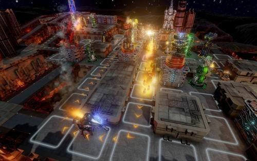 Oculus同步发售 独家游戏VR塔防《防御阵型2》