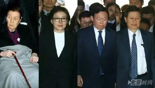里外不是人?乐天家族在韩受审 在华超市关门