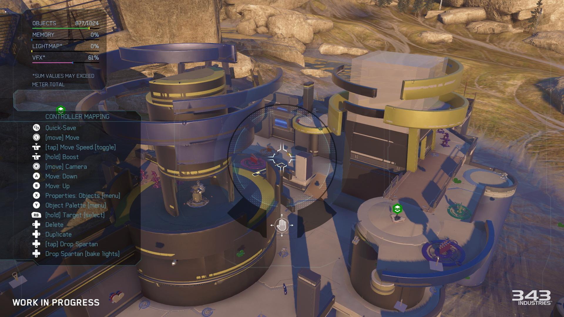 《光环5》地图编辑器9月推出