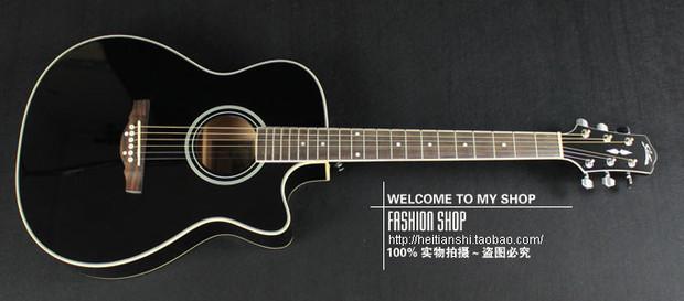 混合弦吉他谱五线-接着是 品你看上图的琴颈上面的金属条 在点的附近 那个就是分割品的