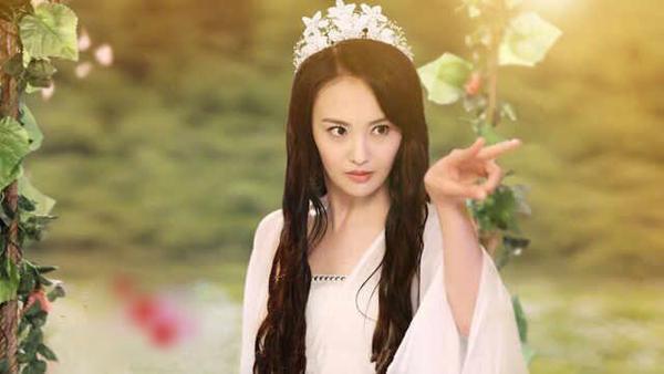 郑爽:不是女神是仙女 惊艳的不是眼球