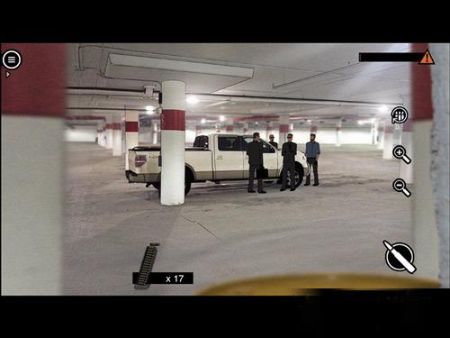 《独狼lonewolf》第4章停车场彻底端掉停车场完美通关攻略