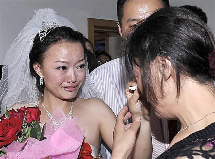 农村女孩出嫁真实情景:画面令人心酸 - 一统江山 - 一统江山的博客