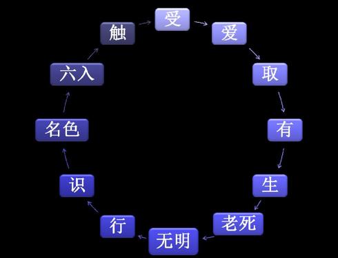 十二因缘_360百科