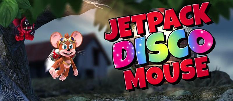 横版过关新作《会飞的迪斯科老鼠》登陆安卓