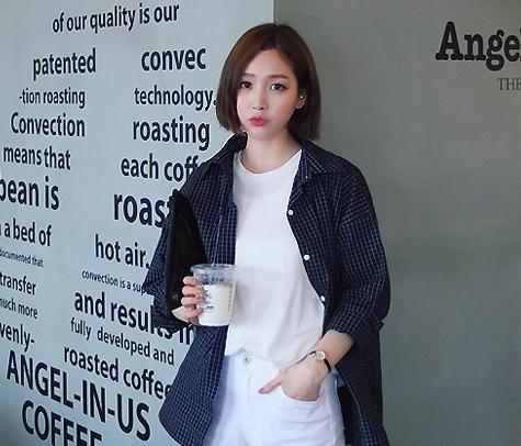 韩国网店女模特图片