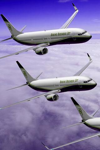 游戏 休闲益智 >精美飞机  应用介绍 最美丽的飞机壁纸,这个程序包含2
